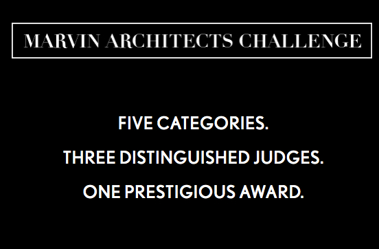 New England Architects The 2017 Marvin Architects Challenge is