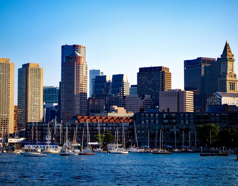 Boston Seaport District